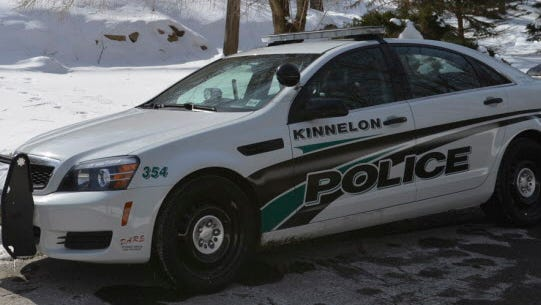 Kinnelon Police Blotter.