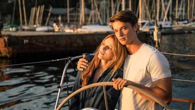 "Bella Thorne and Patrick Schwarzenegger star in the teen romance ""Midnight Sun."""