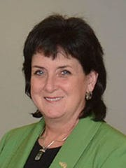 2014 file photo of West York Principal Janet May.