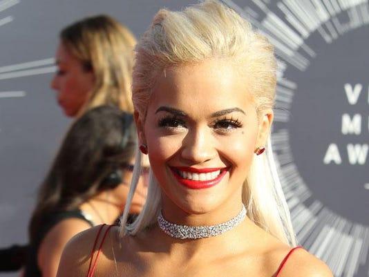 Rita Ora at the VMAs