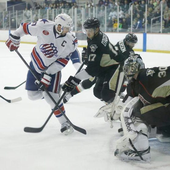 Matt Ellis could very well be named Amerks captain again when Chadd Cassidy announces his leadership group on Wednesday.