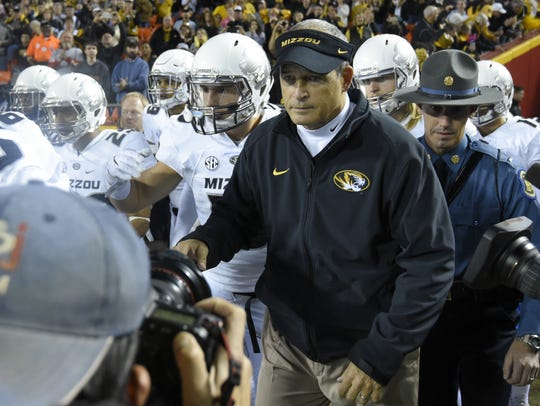 Gary Pinkel resurrected the Mizzou football program,