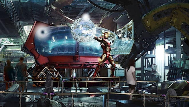 A newly reimagined Marvel-themed attraction is coming to Walt Disney Studios Park at Disneyland Paris, where riders will team up with Iron Man and their favorite Avengers on a high-speed, hyper-kinetic adventure to another dimension.
