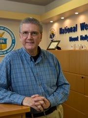 Gary Szatkowski, the former National Weather Service