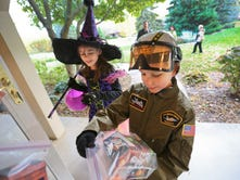 Kids will be out trick-or-treating in Ozaukee County on Sunday, Oct. 30.