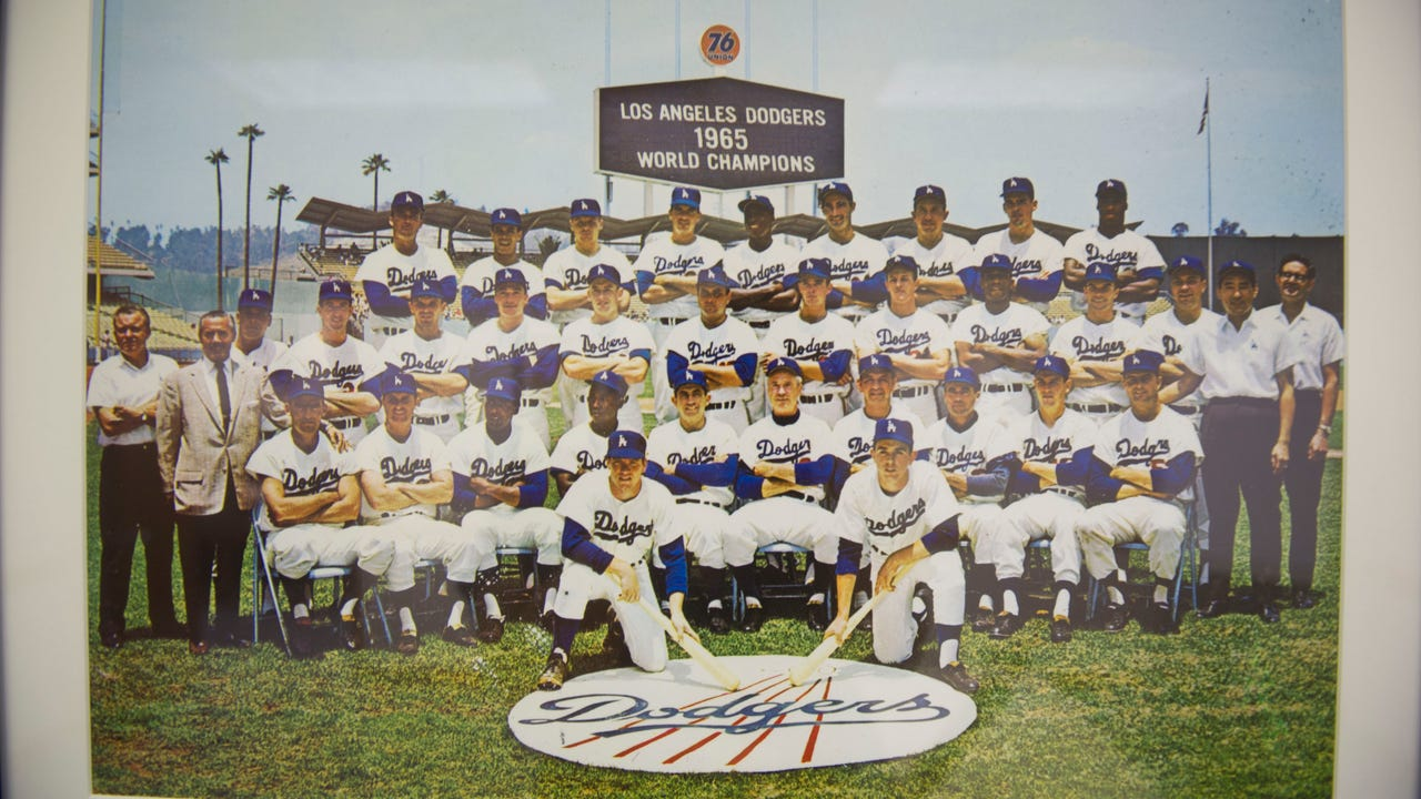 Rooms at Historic Dodgertown are a tribute to the six-time world champion Brooklyn Dodgers and Los Angeles Dodgers. TCPalm Community Editor Laurence Reisman shares his experience.
