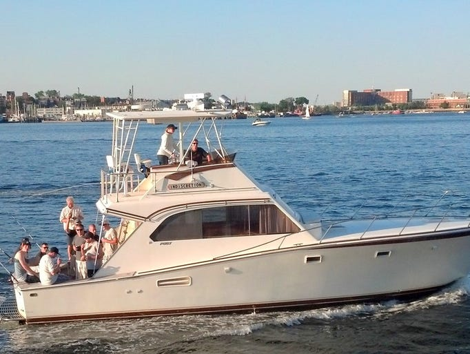 The Most Popular Destinations For Boating Bookings