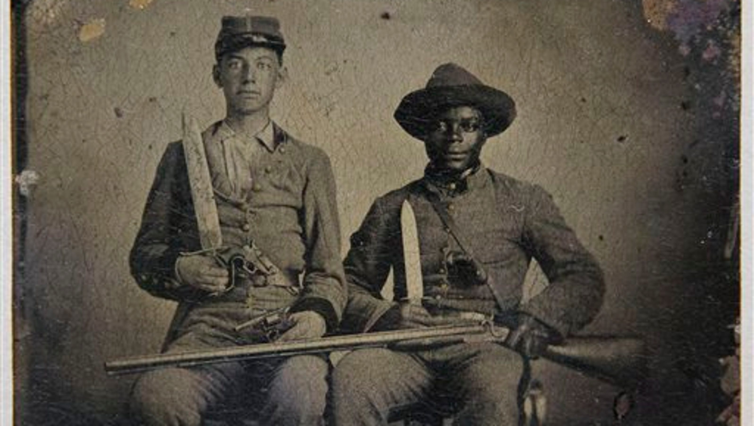 Civil War Photos : 39 Haunting Scenes From