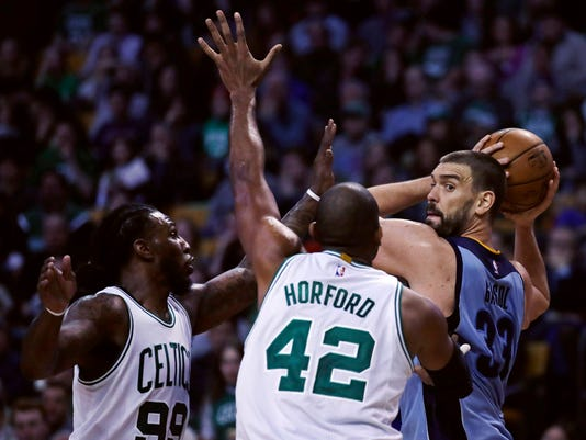 Marc Gasol, Jae Crowder, Al Horford