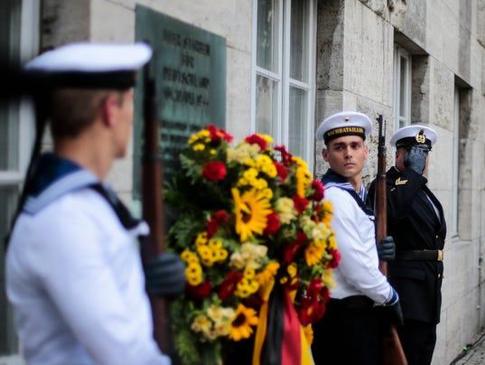 AP Germany Resisting The Nazis