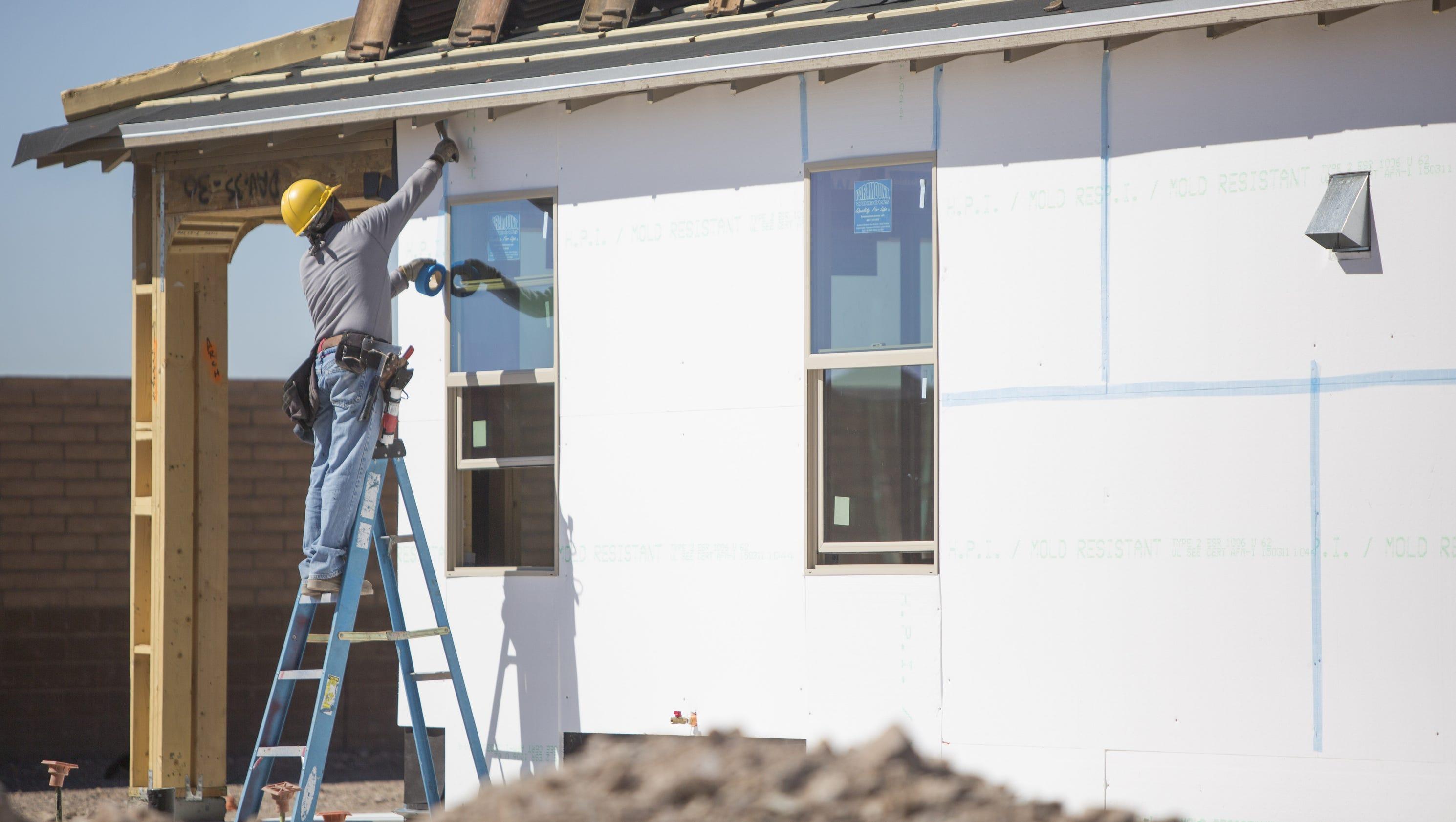 Need a job metro phoenix homebuilding boom creates demand for Homebuilding com