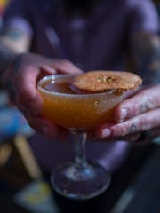 Nice Guys is known as much for its cocktails as its creative and eclectic pizzas.