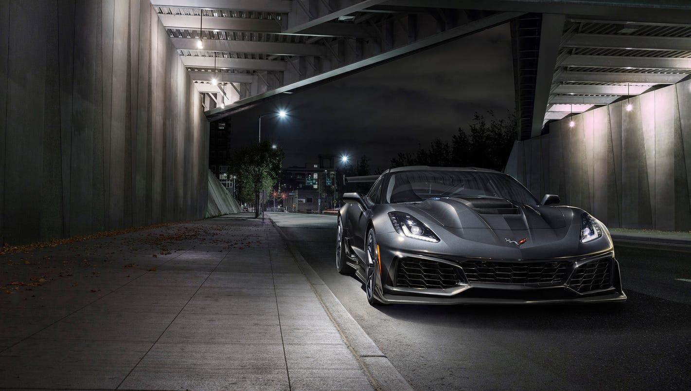 2019 Chevrolet Corvette Zr1 Is Fastest Ever Vette At 210 Mph