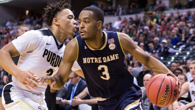 V.J. Beachem is averaging just 4.0 points and 2.5 rebounds through two ACC games