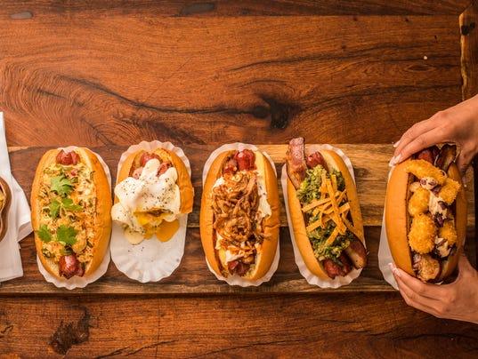 Senate Hot Dogs Over The Rhine Menu
