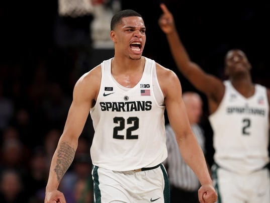Big Ten Basketball Tournament - Quarterfinals