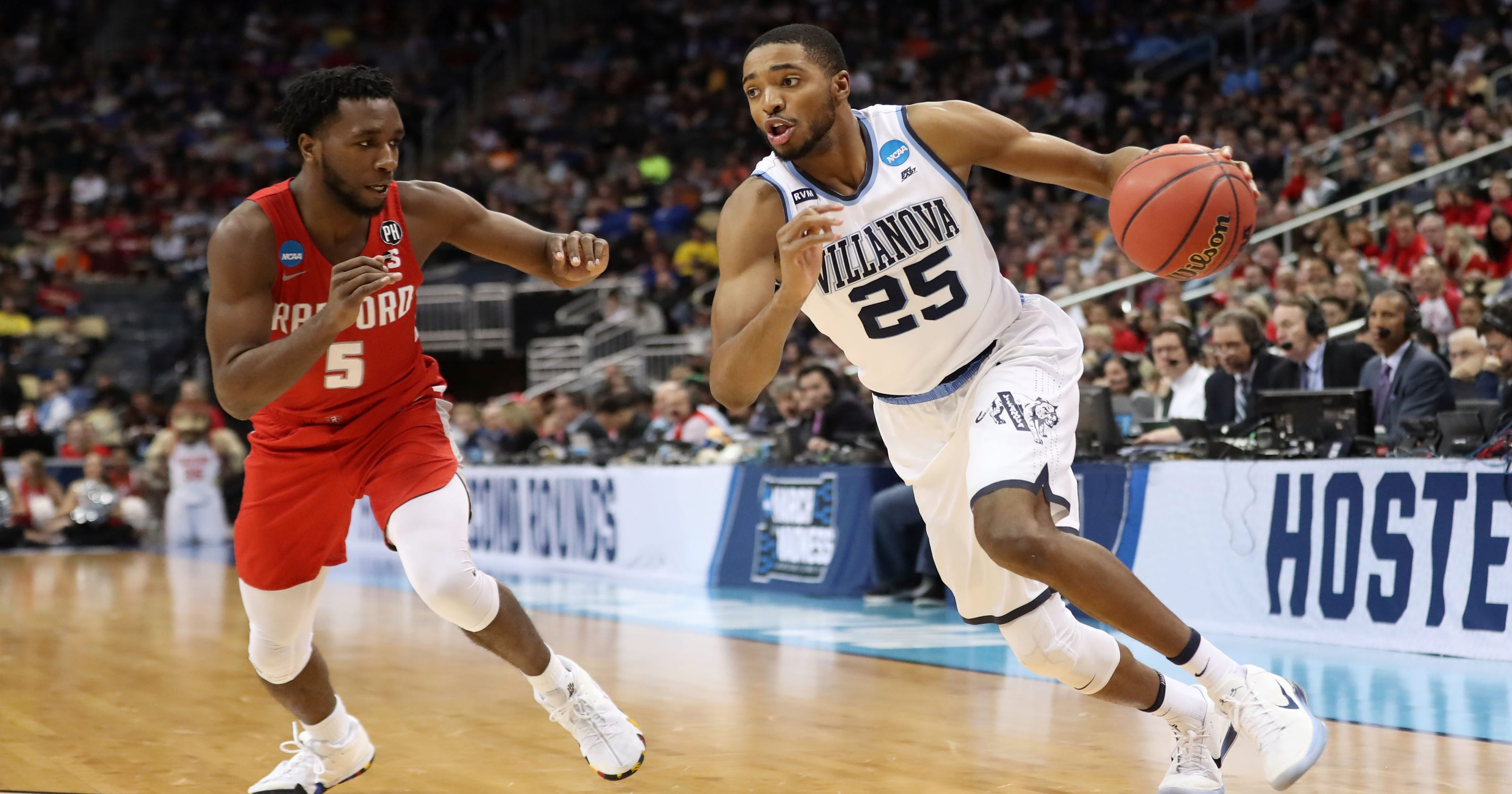 f7c6882a7 New York Knicks  Why Villanova forward Mikal Bridges is the right fit