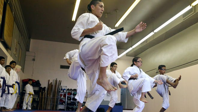The Corpus Christi Parks & Recreation Department will offer a Shorin-Ryu Karate Class for adults and children ages 6 and older from 4-5 p.m. Mondays and Fridays at the Oak Park Recreation Center, 842 Erwin Drive. Registration is ongoing. Cost: $20, per month. Information: www.ccparkandrec.com.