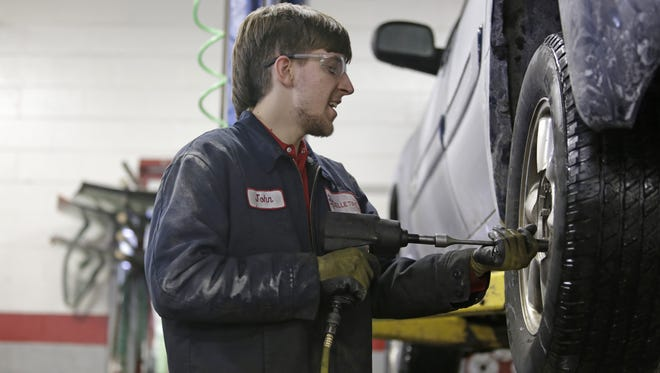 Belle Tire, headquartered in Allen Park, is planning to open three stores in Indiana.