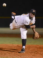 Peabody junior Ethan Richardson will be a critical part of the Tide pitching staff in 2016.