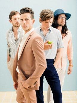 Kings of Leon have an Aug. 2 show at Darien Lake Performing Arts center.