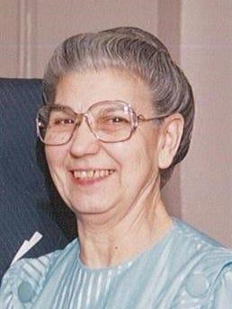 Thelma M. Schaeffer Hart, 97