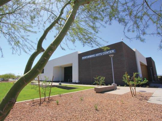 Estrella Mountain's new Performing Arts Center draws