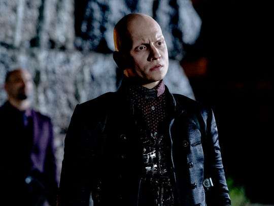 Anthony Carrigan plays intimidating psychopath Victor