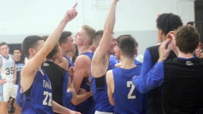 The Ionia boys basketball team is eagerly awaiting the start to the season.