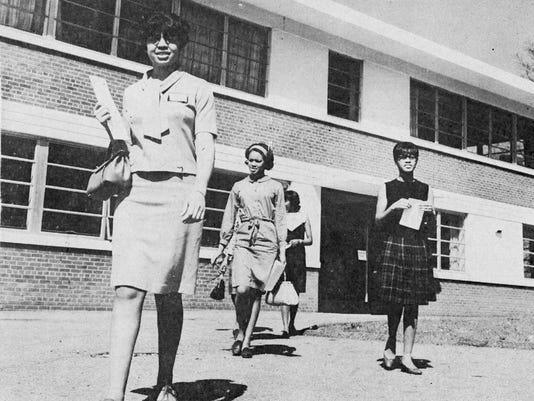 Allen School women leaving new building Pack Lib MS028_007A.jpg