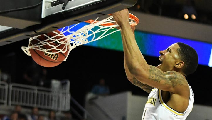 Niyo: Charles Matthews still learning Michigan's balancing act
