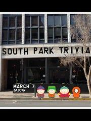 event-southpark trivia