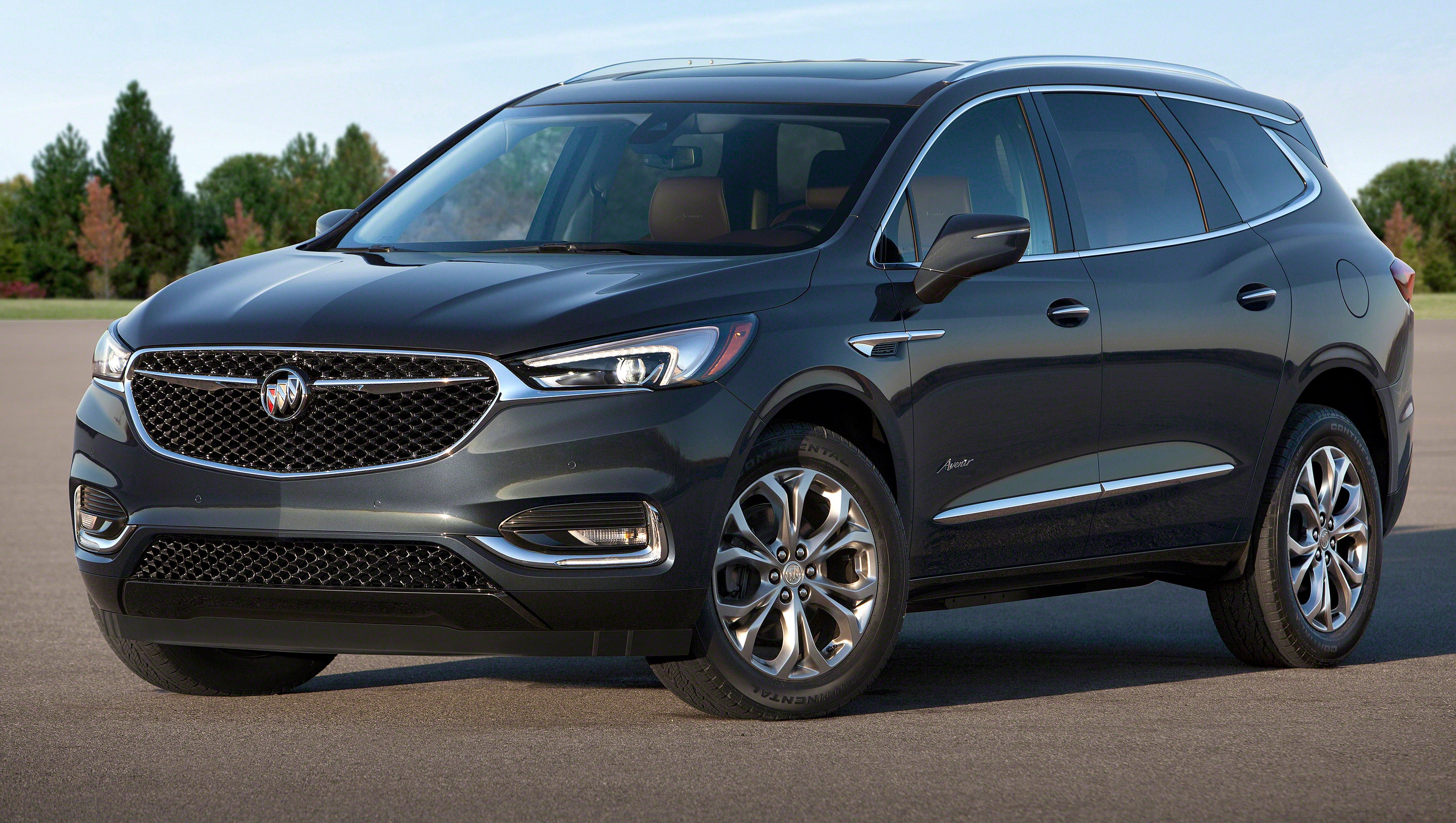 First look: 2018 Buick Enclave Avenir