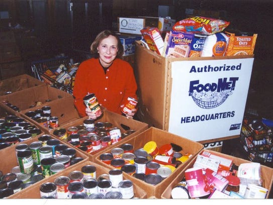 Marcelle Citron, founder of FoodNet, dies at age 92.