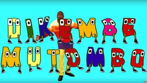 Jimmy Kimmel and Dikembe Mutombo sang a hilarious song