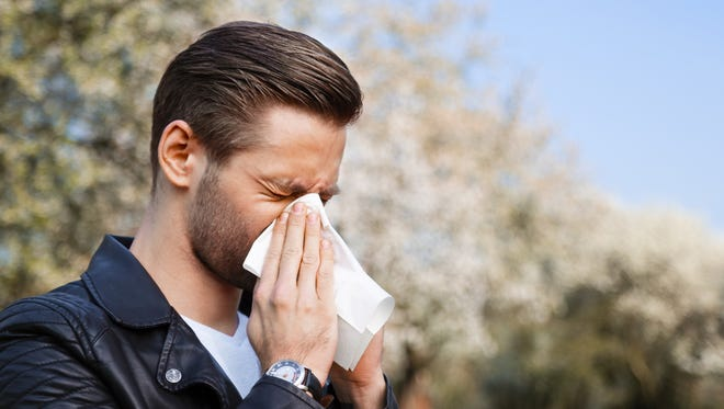 There are many treatments for seasonal allergies depending on which symptoms are most prevalent.