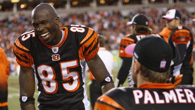 The Cincinnati Bengals Chad Johnson and Carson Palmer were key components to the 2005 Bengals team which has  numerous similarities to this year's group.