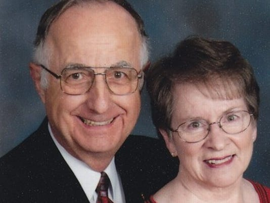 Anniversaries: Keith Kendall & Judy Kendall