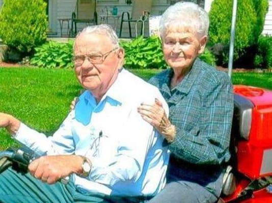 Anniversaries: Ron Glaub & Bonnita Glaub