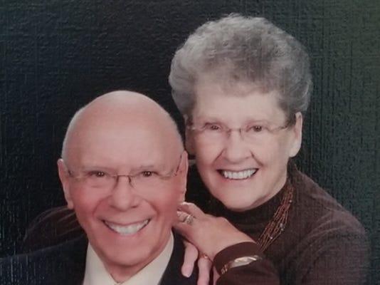 Anniversaries: Loren Heiser & Joyce Heiser