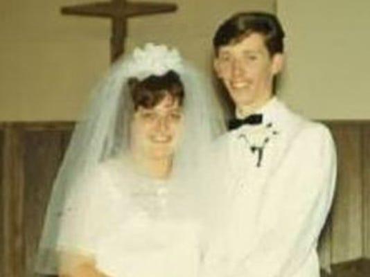 Anniversaries: Bill Ridgley & Patti Ridgley