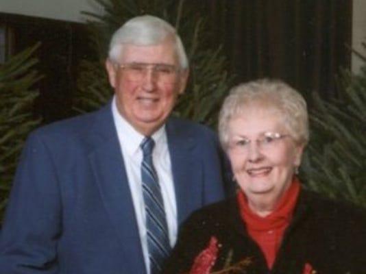 Anniversaries: Bill Kearns & Jane Williams