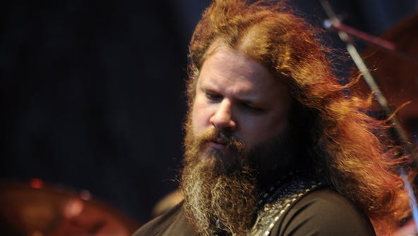 Jamey Johnson performs at Wind Creek Wetumpka on May
