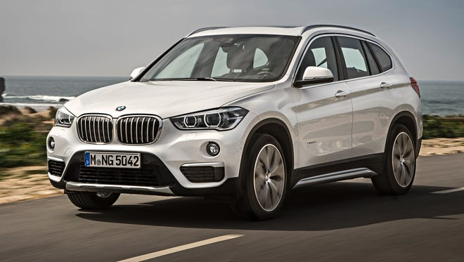 BMW's X1 is an entry-level SUV that now will be in its second generation. It arrives in the fall.