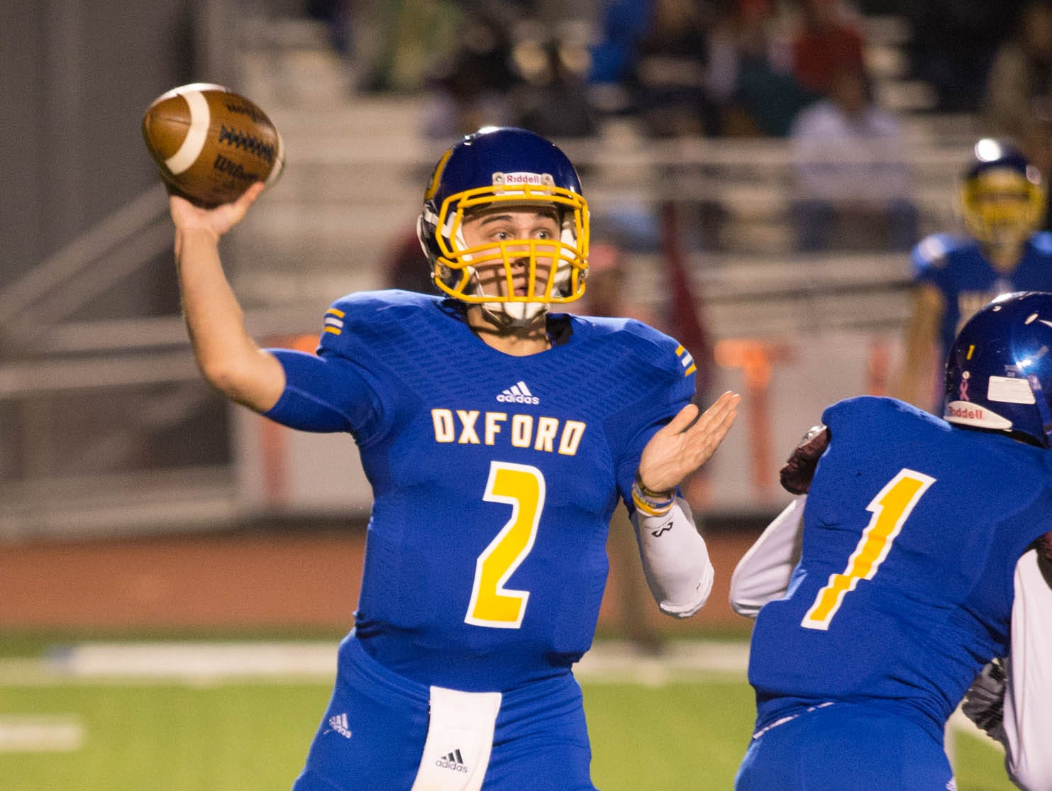 Oxford's Jack Abraham is Mississippi's Gatorade player of the year.
