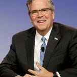 JEB BUSH: The former Florida governor looks to be locking up a lot of early establishment support and will have no trouble raising money. Expect him to draw lots of support in Michigan among well-known Chamber of Commerce Republicans in Michigan, despite some controversial views.