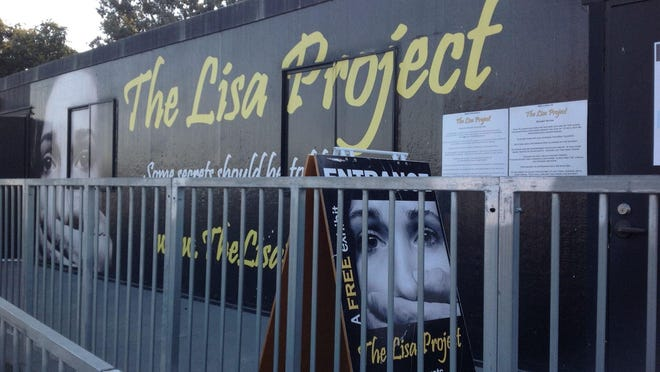 The Lisa Project is an interactive and multisensory experience that sheds light on child abuse and prevention.