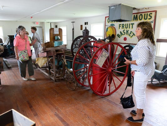 1 catawba museum