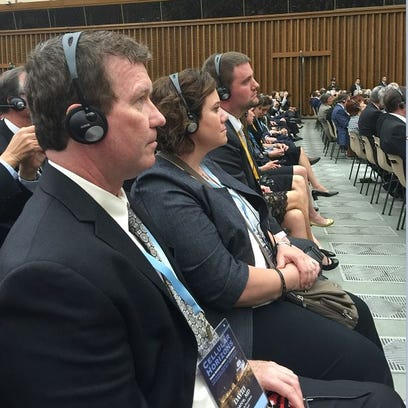 Photos: Sanford Health at Vatican conference
