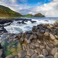 Hiking Ireland's northern coast will make you believe in magic